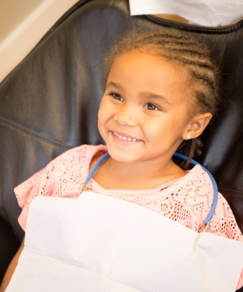 Children's First Visit, Surrey Dentist